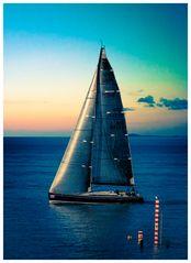 Colorful Sailing