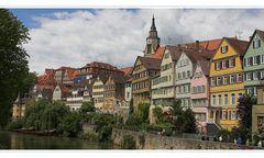 colorful Tübingen