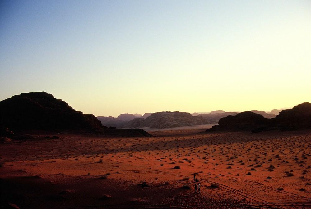 Colori a Wadi Rum
