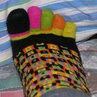 colori al piede
