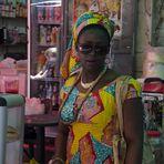 Colori d'Africa al mercato di Ballarò