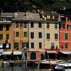 Colori magici a Portofino