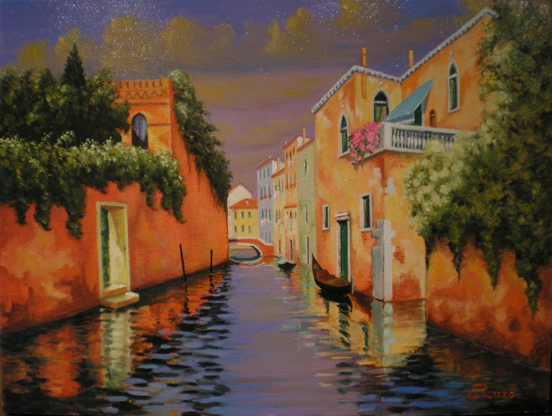 colori sul canale