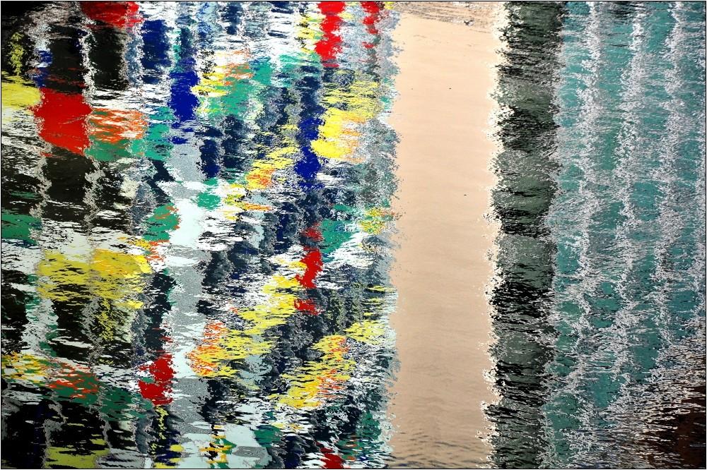"""""""Colorium"""" ... auch im Wasser schön!"""