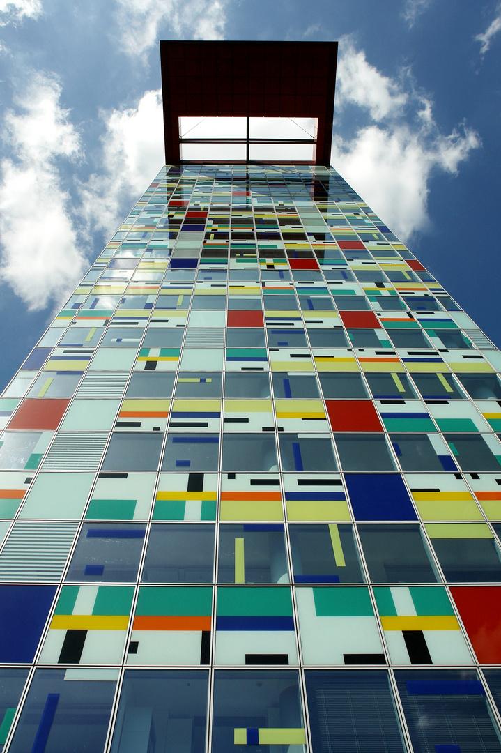 Colorium im Medienhafen Düsseldorf