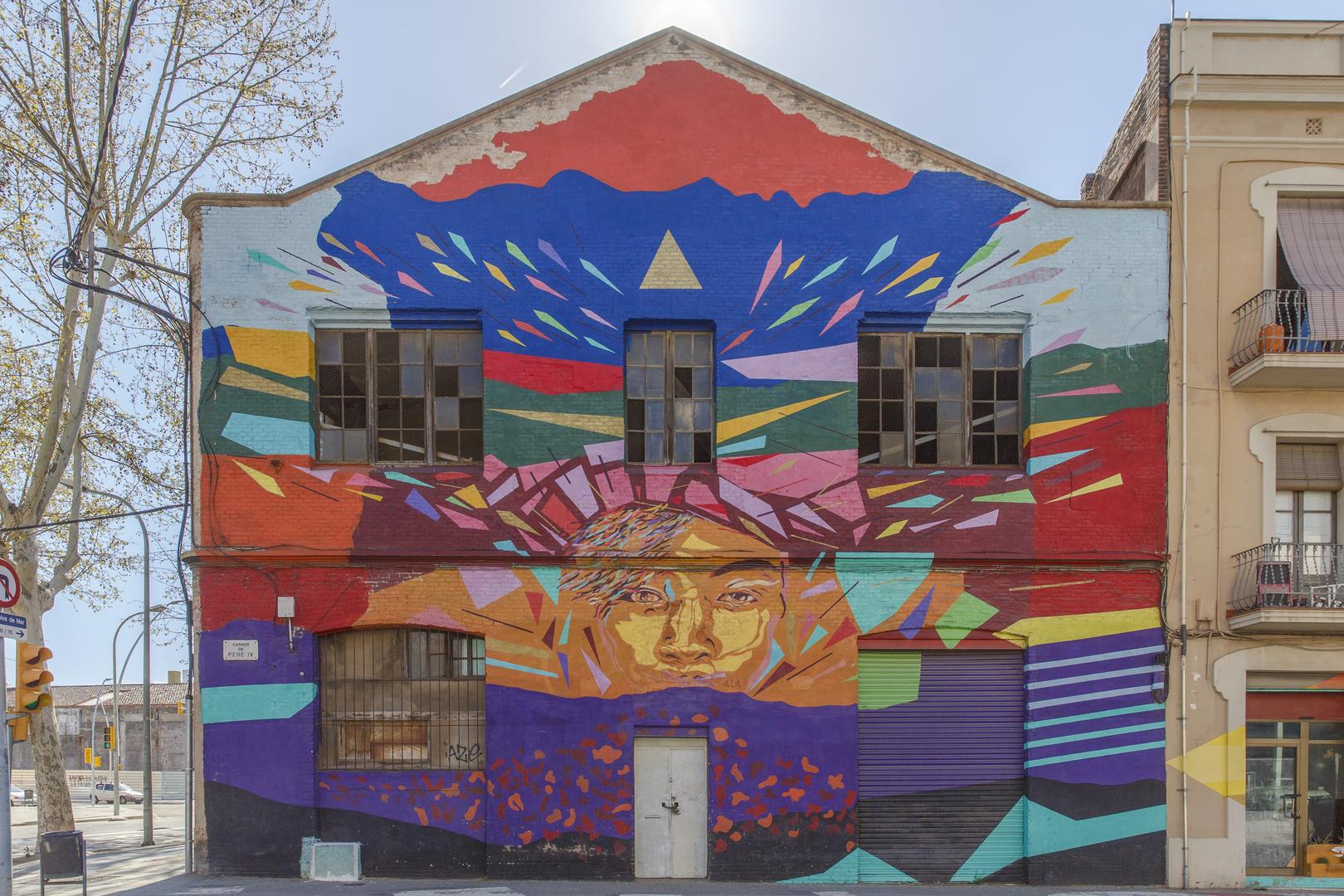 Colors d'una casa.