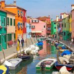 Colors from Burano