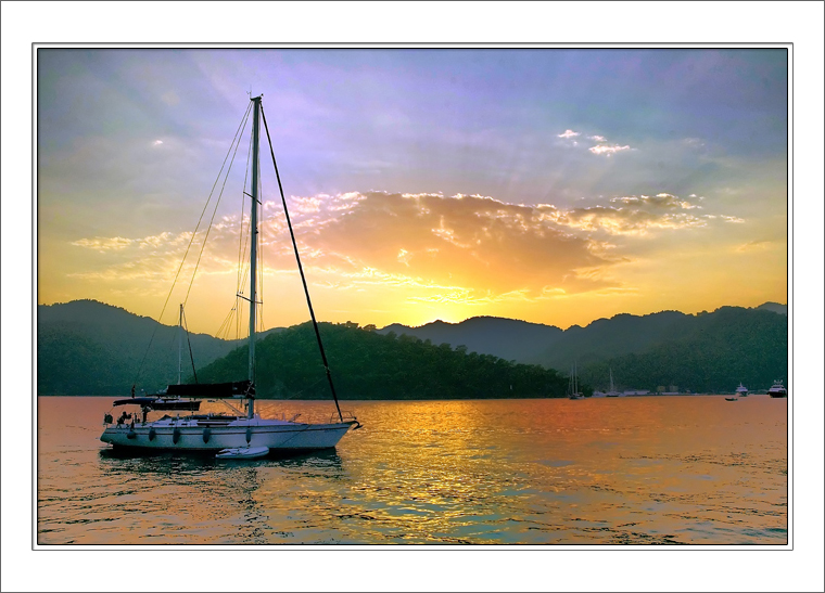 Colors Of Gocek