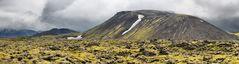 Colors of Iceland - Moosland
