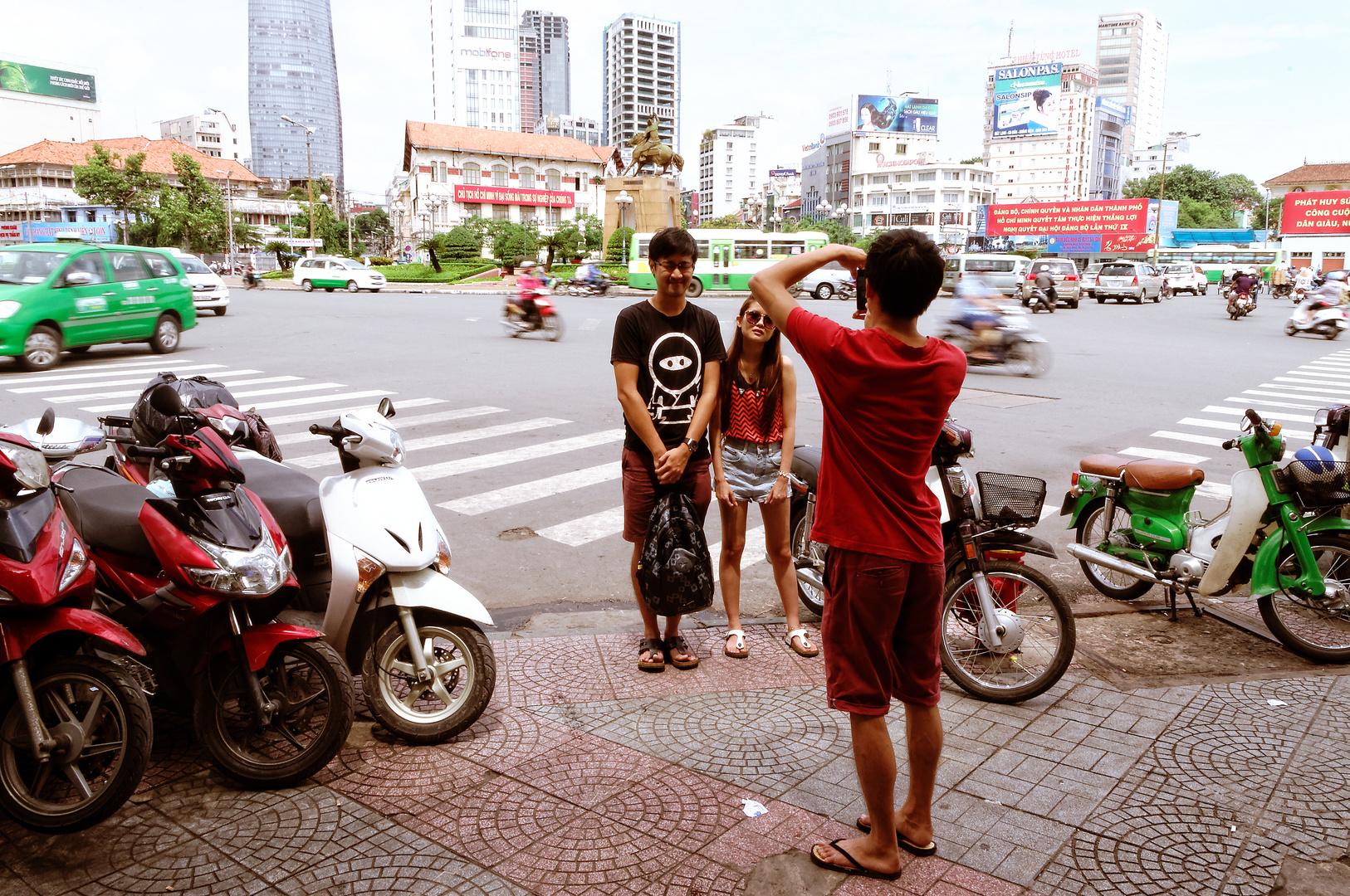 Colors of Saigon