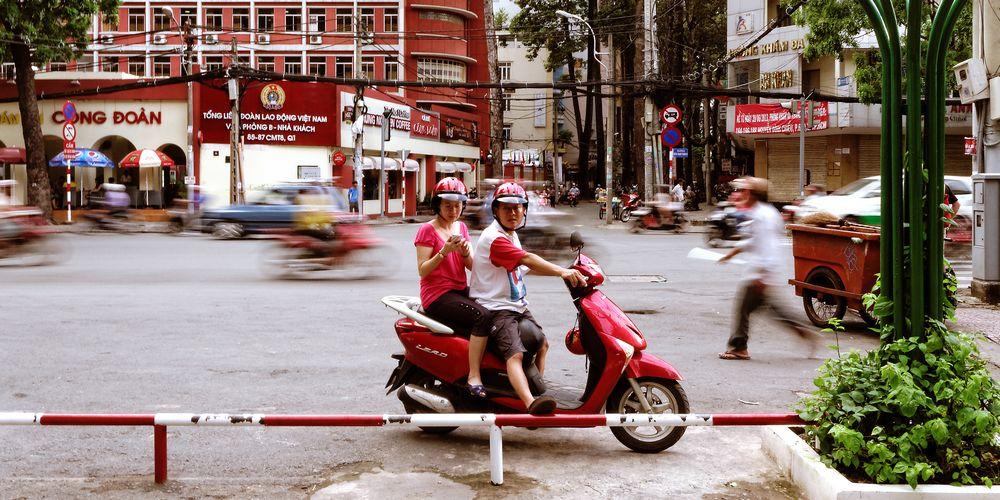 Colors of Saigon II