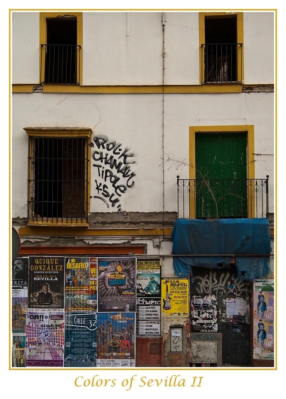 Colors of Sevilla II
