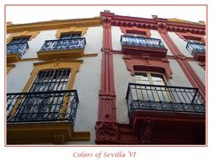 Colors of Sevilla VI