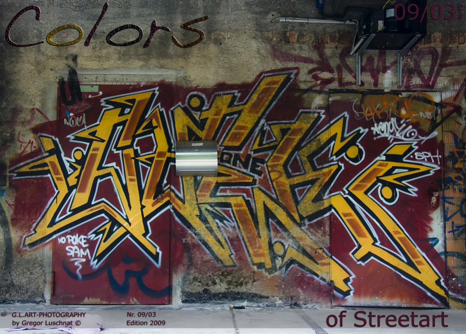 COLORS of Streetart 3
