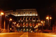 Colosseum- nach der blauen Stunde