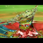 - coloured -