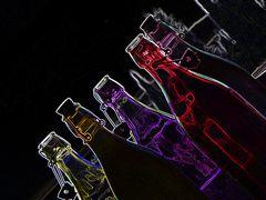 Coloured Bottles......1