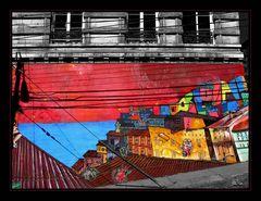 colourful life - Valparaiso