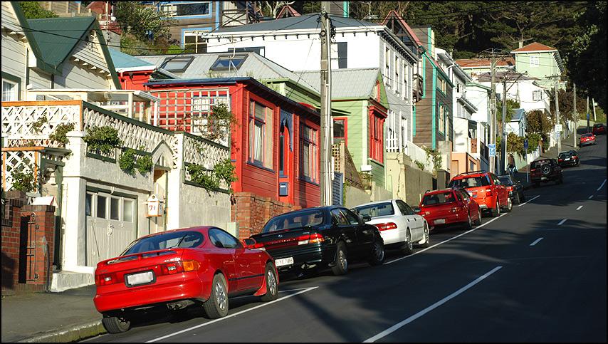 Colourful Wellington