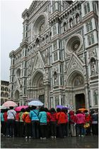Colours in a rainy Firenze