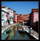 Colours of Burano 3