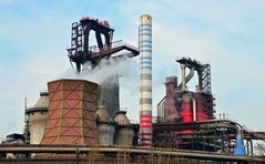 Colours of Duisburg 9 - Lebendige Industrie