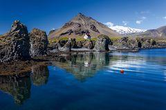 Colours of Iceland - Arnastapi