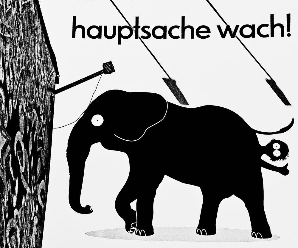 Colours of St. Pauli 10 - hauptsache wach! - Version 2