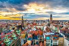Colours of Wroclaw