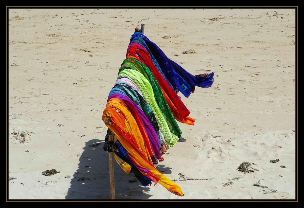 Colours @ Shanzu Beach