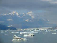 Columbia-Gletscher Alaska