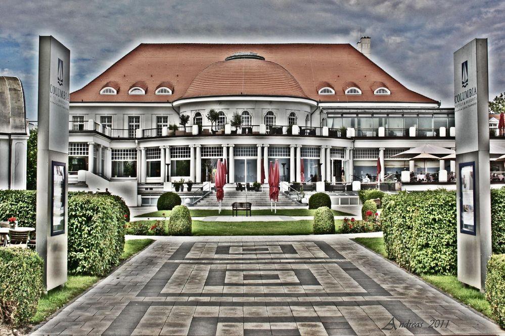 Columbia Hotel Casino TravemГјnde Deutschland