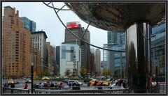 Columbus Circle...