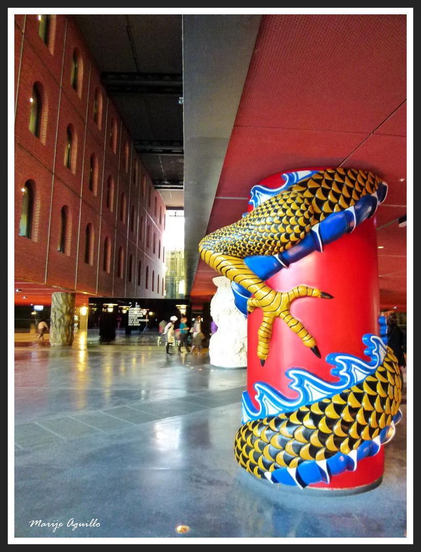Columna china