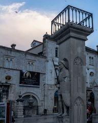 Columna de Orlando - Dubrovnik