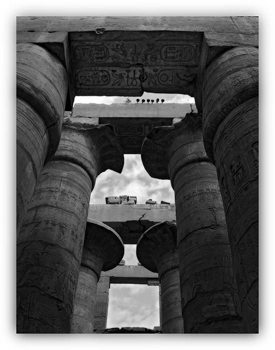 Columnas milenarias
