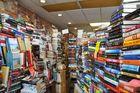 Combien de livres dans cette librairie de Salem (MA-USA)?