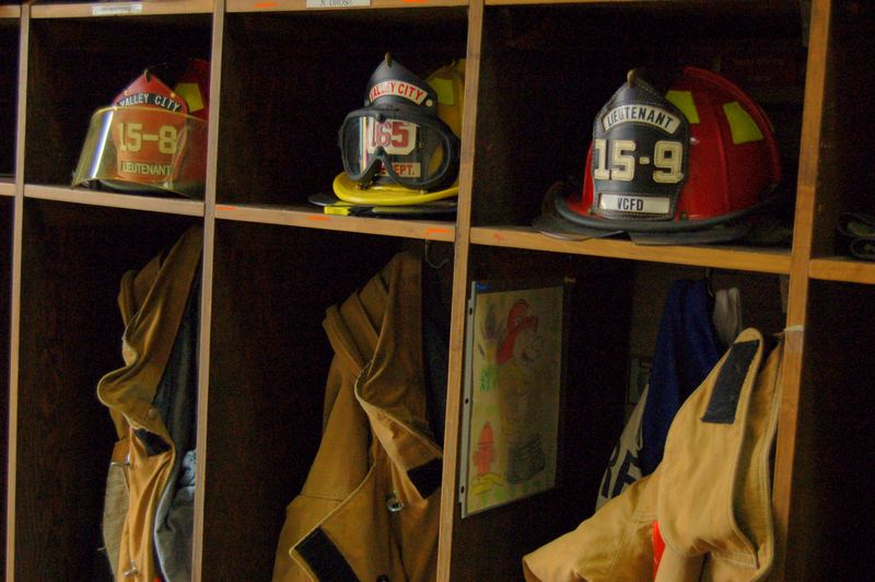 Come Home Safe, Dad / Valley City Fire Dept