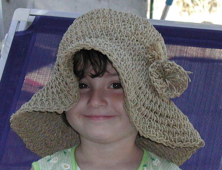 Come sto col cappello della nonna?