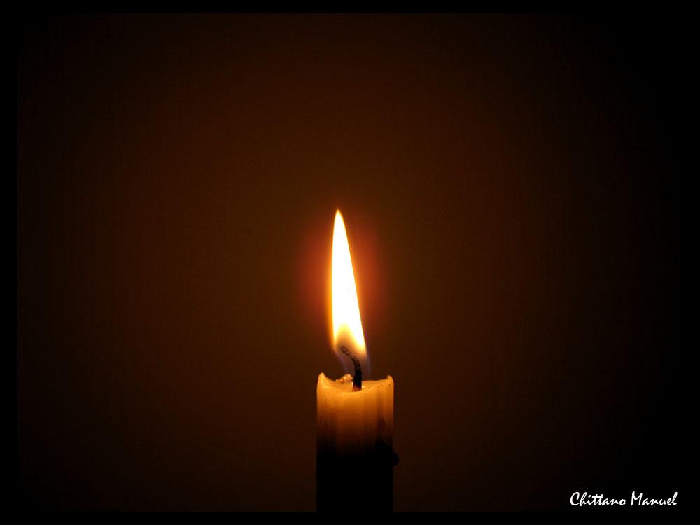 come una candela