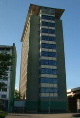 Coming lost place: Hochhaus der Krupp-Stahlwerke in Siegen-Geisweid (1)