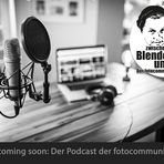 Coming soon: Der fotocommunity-Podcast!