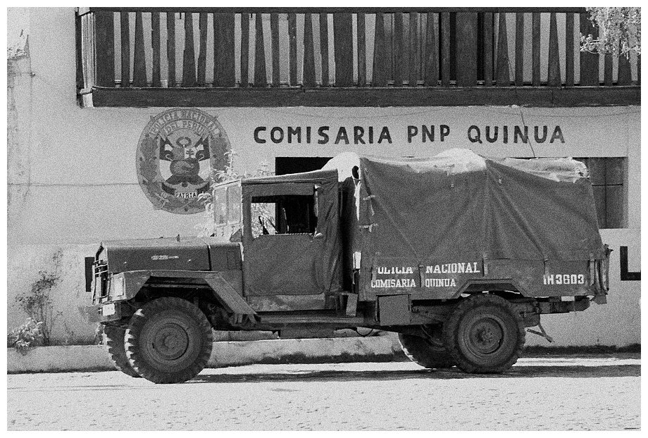 COMISARIA PNP QUINUA