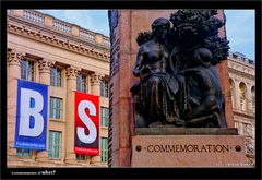 Commemoration of WHAT?