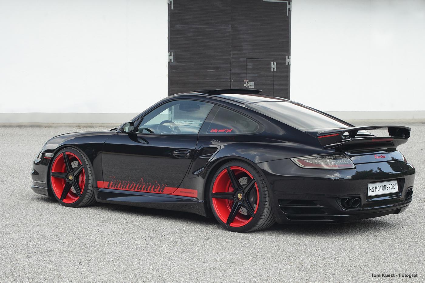Commercial - Porsche - HS Motorsport - Immofanten