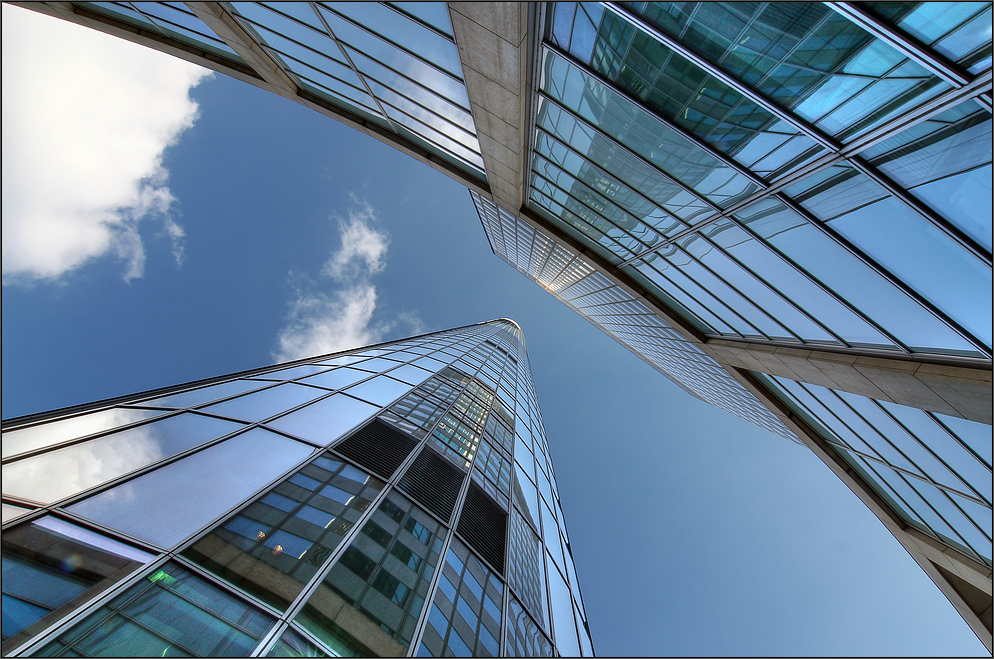 * Commerzbank Tower *