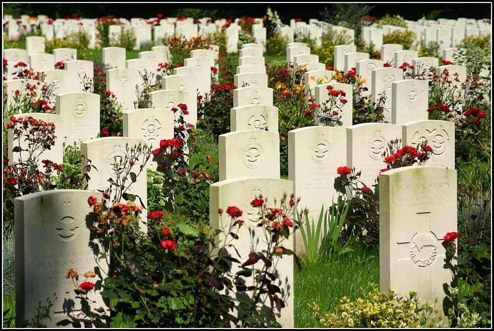 Commonwealth War Graves II