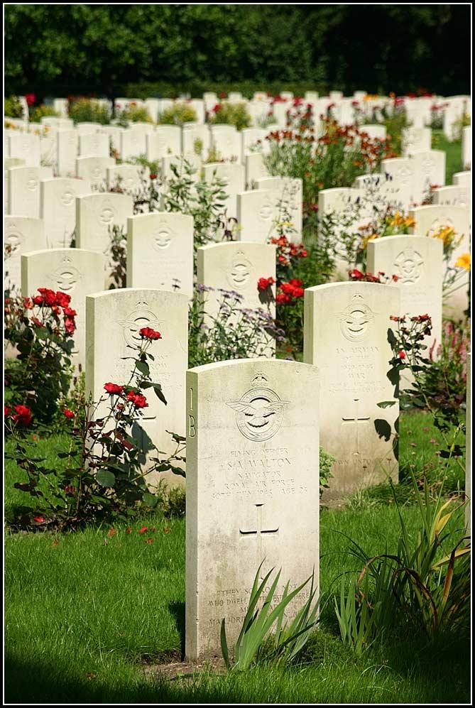 Commonwealth War Graves III