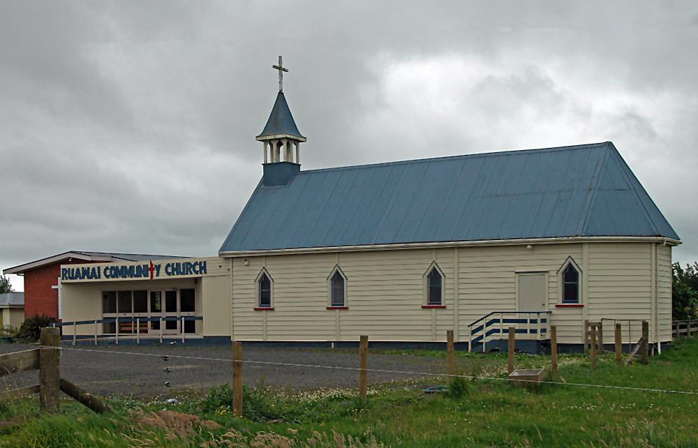 ..Community Church..