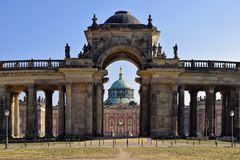 COMMUNS, Potsdam Sanssouci